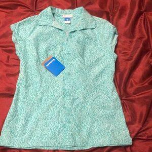 Columbia Sportswear Co brand New Shirt size S